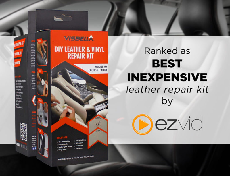 Visbella S Diy Leather Amp Vinyl Repair Kit Ranked As The